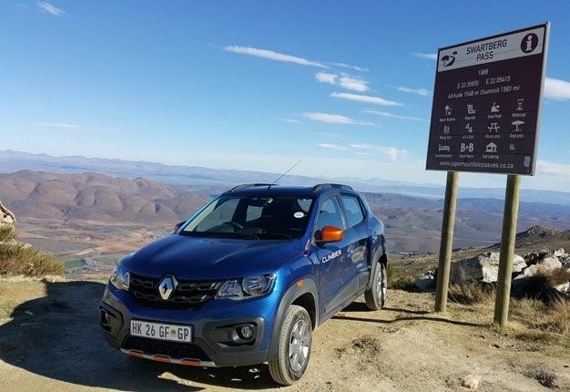 swartberg pass,renault,kwid,road trip