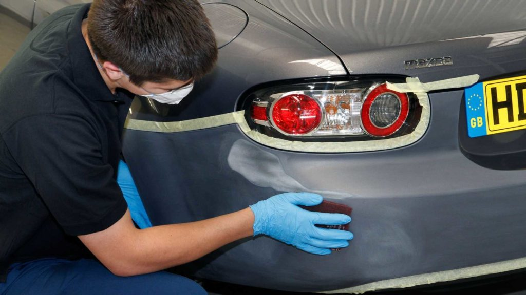 Mazda launches new photo-based repair quote service