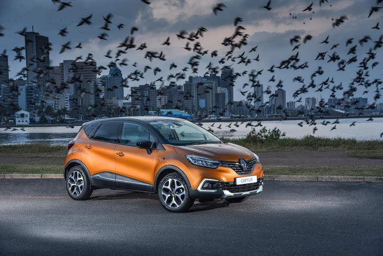 Renault's Captur is among the most fuel efficient vehicles in the popular crossover segment.