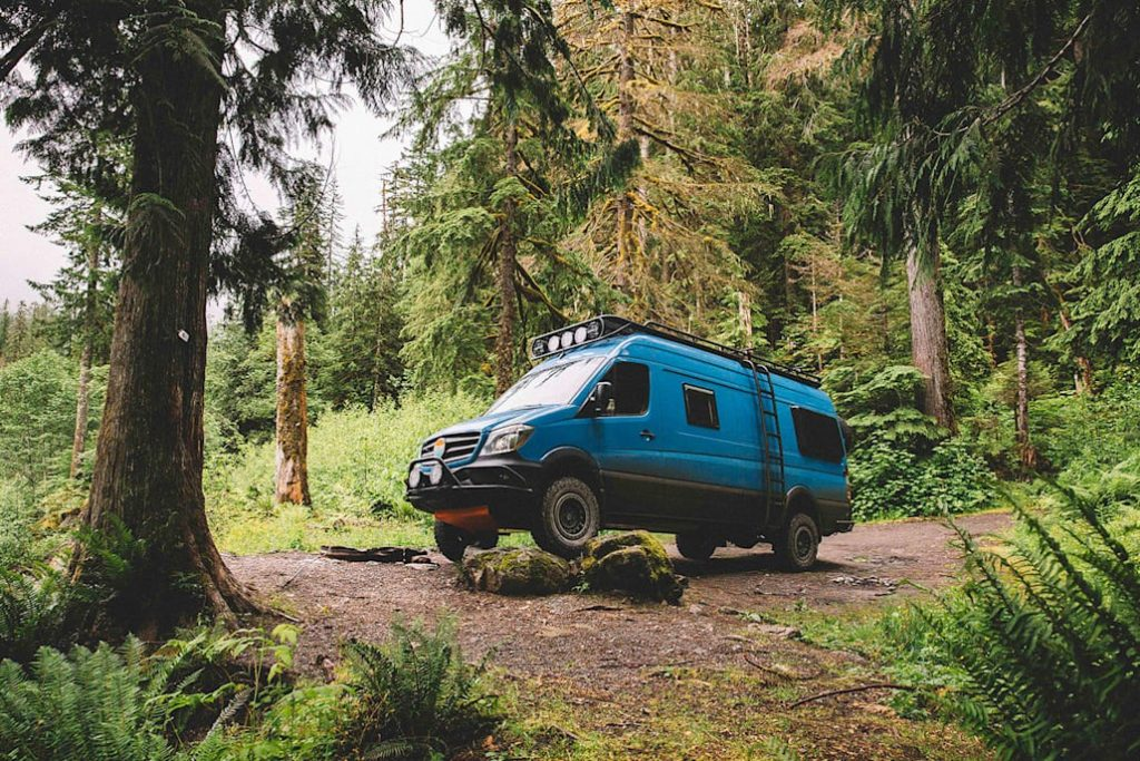Nomad Vanz Out of the Blue