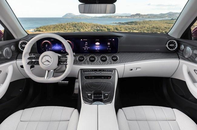 Mercedes-Benz, E-Class,Coupé,Coupe,Cabriolet,