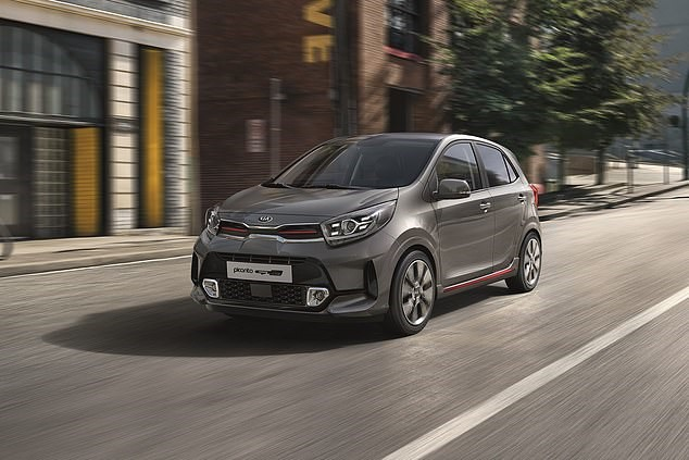 Earlier this year Kia announced its Picanto, priced between £10,000 and £13,000 will feature technology that will: warn of and help avoid forward collisions; detect pedestrian, cyclist and vehicles; warn of cars in the blind spot; keep you in lane; and warn if you are starting to nod off