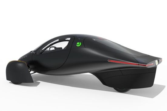 Aptera Car Runs On Solar Power And Never Needs Charging