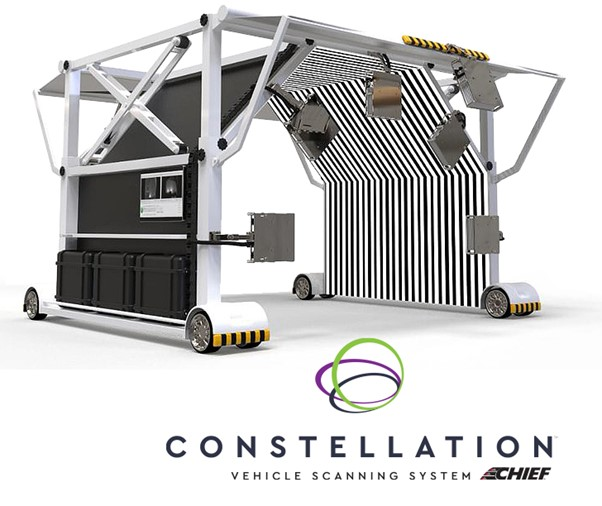 New Chief Constellation System To Automatically Estimate Hail Damage
