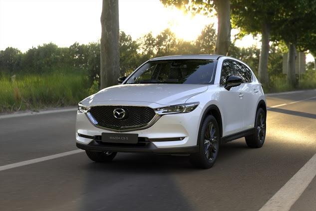 Mazda Launches Stylish New CX-5 Carbon Edition