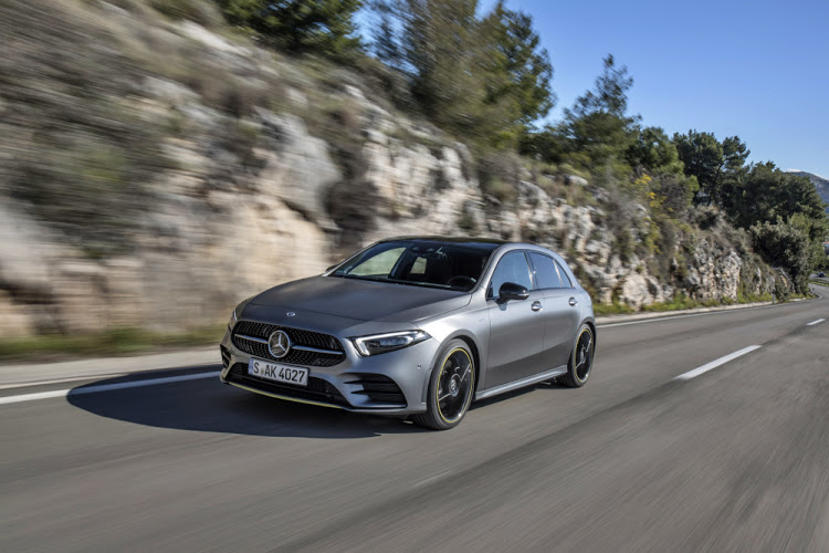 Bad Vibrations Frustrate Mercedes A-Class Owner
