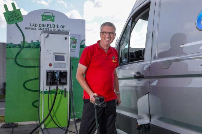 All-electric VW Campervan Takes On 7,500 km Road Trip