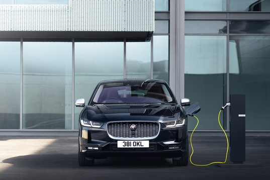 Jaguar To Be All-Electric By 2025