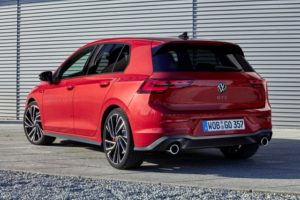 The new Golf 8 GTI 2021