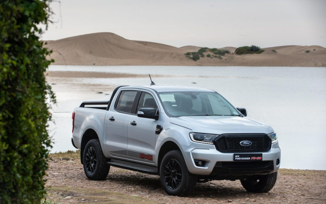 Ford Launches App In South Africa