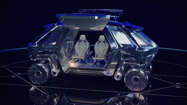 Hyundai Unveils TIGER Their Ultimate Mobility Vehicle Concept