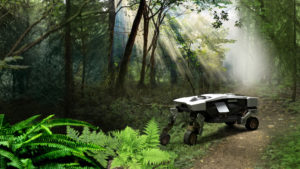Hyundai Unveils TIGER Uncrewed Ultimate Mobility Vehicle Concept