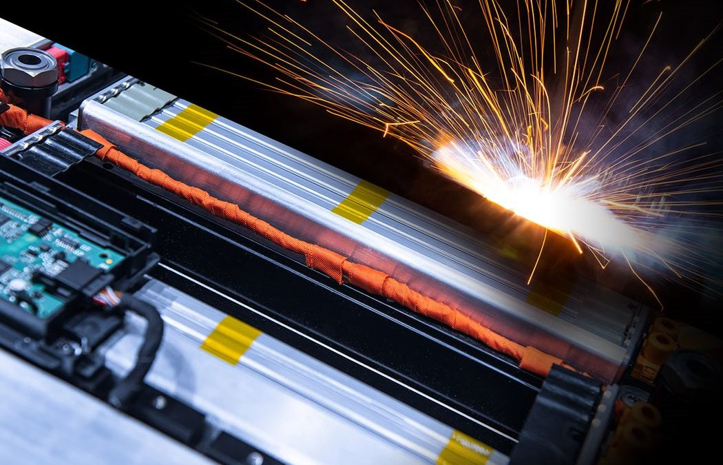Electric Vehicle Safety Battery Precautions & Welding Considerations
