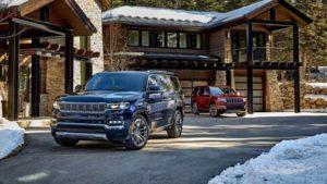 Jeep's New Grand Wagoneer