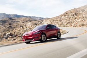 Ford To Nearly Double Electric Spending to $22B