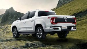 MG Extender Is A Bold Looking Chinese Bakkie Aiming To Rival Hilux