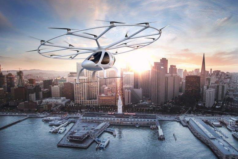 What Does The Near Future Hold For Flying Cars