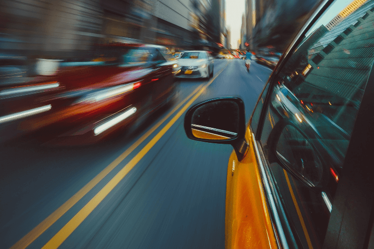 Using Adaptive Cruise Control Leads Drivers To Speed