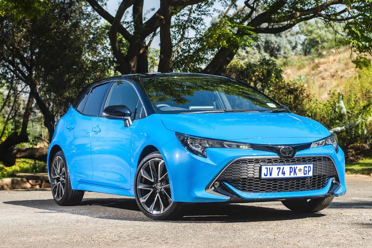 The New Toyota Corolla Hatch