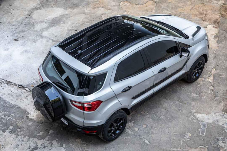 Ford Launches New EcoSport Black