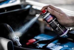 Anti-Rat Spray For Vehicles