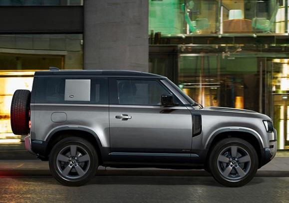 Land Rover Defender Wins 2021 World Car Design