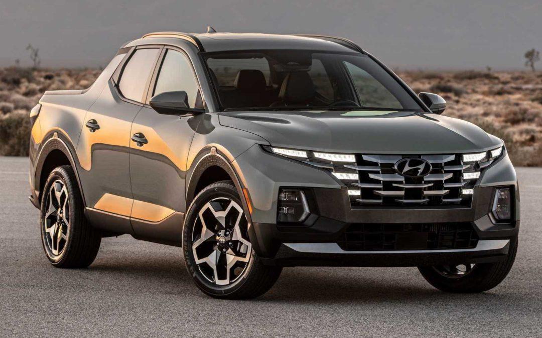 The Hyundai 2022 Santa Cruz An Entire New Vehicle Category