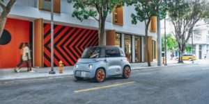 The Citroën Ami A Pintsized Budget Option