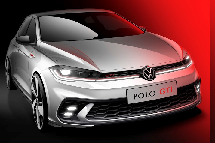 Sketches VW's Racy New 2021 Polo GTI
