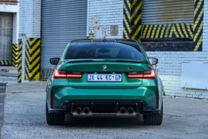 2021 BMW M3 Veils Wild Streak With Refinement
