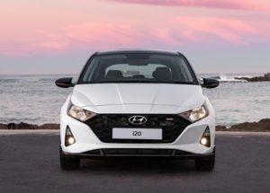 LED lights are lacking – the i20 makes do with halogens.<br /> Image:Supplied