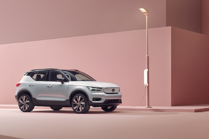 Volvos First Local Electric Car Sold Out