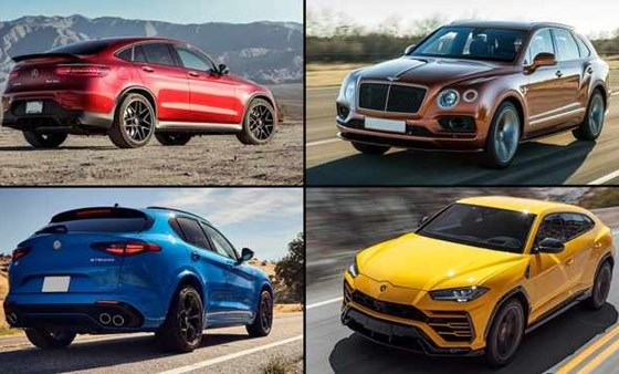 South Africa's Top 10 Most Searched For SUVs