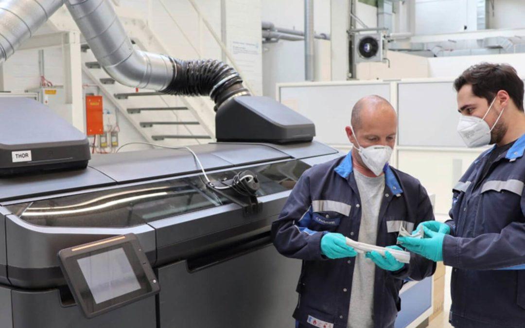 Volkswagen Targets 100,000 3D-Printed Parts