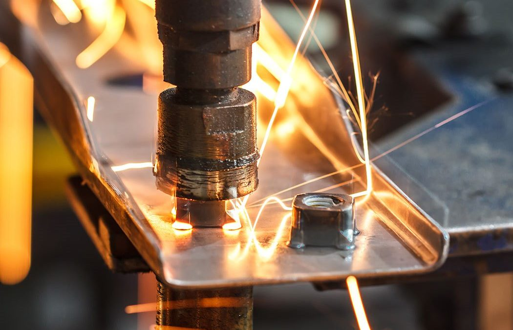Squeeze-type Resistance Spot Welding Hitting The Spot