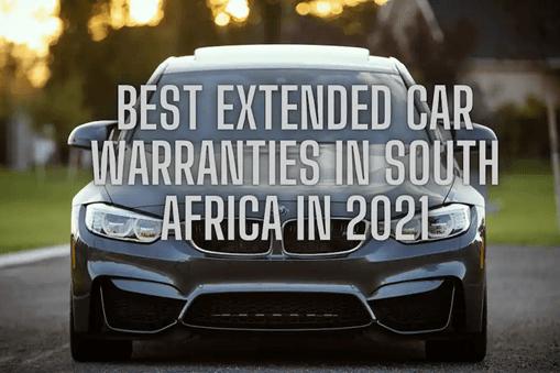 Best Extended Motor Warranties In South Africa