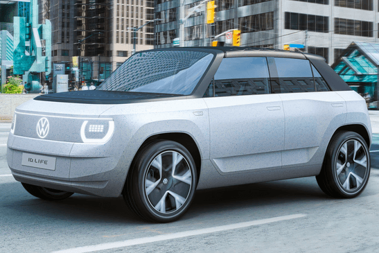 Volkswagen ID.Life Concept Previews Compact People's Car