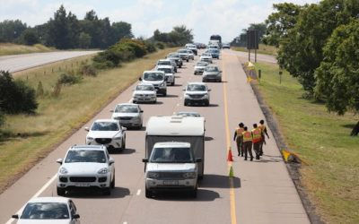 Stay Safe On The Roads This Heritage Day Weekend
