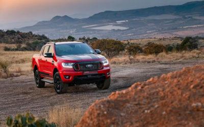 New Ford Ranger Stormtrak In SA