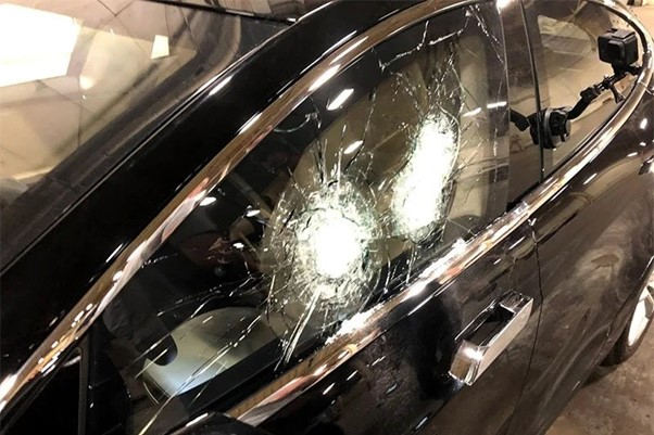 Making Your Car Bulletproof To Protect Against Hijackers